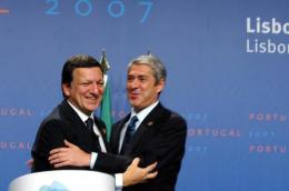 Lisbon Informal Summit 18-19/10/2007